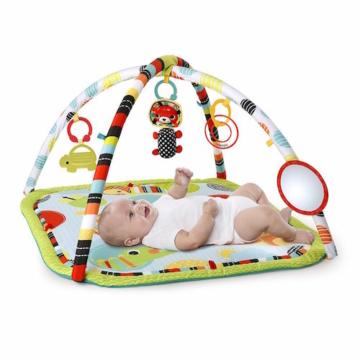 bright starts safari spielcenter mit baby