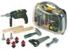 Bosch Kinderwerkzeug Koffer in groß und transparent