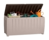 Keter 6007N Novel Storage Box in beige