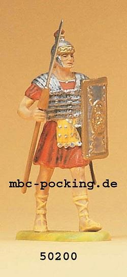 50200 Preiser Römer im Marsch aus Elastolin